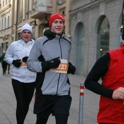 Vilnius Christmas Run - Mindaugas Liškauskas (227), Gediminas Latvys (441)