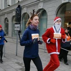 Vilnius Christmas Run - Paulius Černakauskas (2), Rasa Černakauskienė (3)