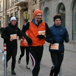 Vilnius Christmas Run - Povilas Ramoška (288), Gediminas Kinderis (303), Tomas Gonsevičius (639)
