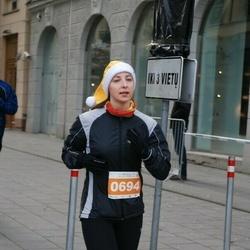 Vilnius Christmas Run - Liudmila Iniakina (694)