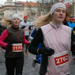 Vilnius Christmas Run - Laura Navikaitė (2172), Rasa Kaunelytė (2762)