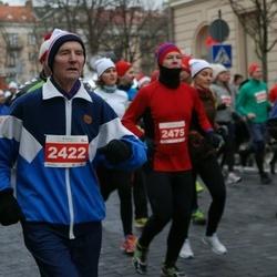 Vilnius Christmas Run - Zigmas Juškevičius (2422), Aurimas Baronas (2475)