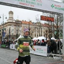 Vilnius Christmas Run - Bartas Višinskis (2722)