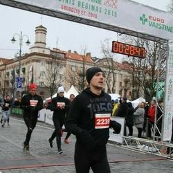 Vilnius Christmas Run - Tomas Palevičius (2239)