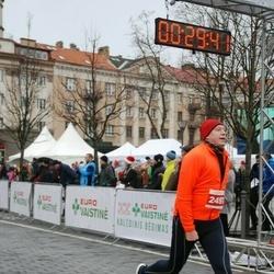 Vilnius Christmas Run - Dominykas Pusvaškis (2491)