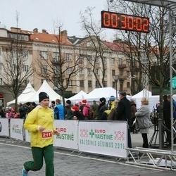 Vilnius Christmas Run - Natalija Gudauskiene (2117)