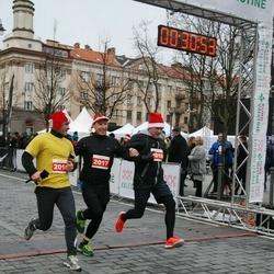 Vilnius Christmas Run - Bernardas Kexius (2016), Bernardas Legincas (2017)