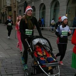 Vilnius Christmas Run - Gintarė Vilkelytė (4355), Lina Smaidrytė (4410)