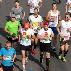 Citadele Kauno maratonas - Andrius Motiejūnas (15), Ieva Saltonienė (18), Julius Sakalauskas (256), Liudas Balčiūnas (612), Simona Labinienė (1289)