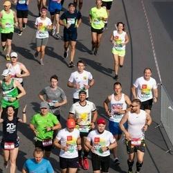 Citadele Kauno maratonas - Andrius Motiejūnas (15), Ieva Saltonienė (18), Julius Sakalauskas (256)