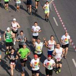 Citadele Kauno maratonas - Andrius Motiejūnas (15), Ieva Saltonienė (18), Liudas Balčiūnas (612)