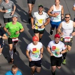 Citadele Kauno maratonas - Andrius Motiejūnas (15), Ieva Saltonienė (18), Martynas Vareika (1087)
