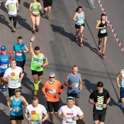 Citadele Kauno maratonas - Pedro Aragón Fernández (228), Darius Pelenis (696), Rasa Ciegienė (805), Eugeniu Iuhtimovschi (909)