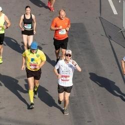 Citadele Kauno maratonas - Šarūnas Grumadas (136), Adolfas Križinauskas (940)