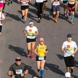 Citadele Kauno maratonas - Ramūnas Burokas (183), Rūta Bendikaitė (604), Pawel Kozielski (743), Elisabet Holgerson Lindgren (837)