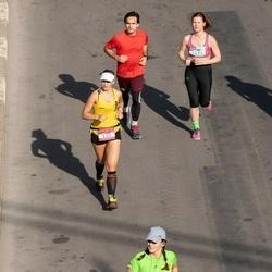 Citadele Kauno maratonas - Diana Mockutė (155), Svetlana Dergay-Addo (1101)