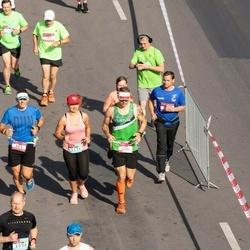 Citadele Kauno maratonas - Arūnas Gurskas (293), Mindaugas Šatkus (294), Ričardas Koženiauskas (910), Eglė Gružaitė (1134)