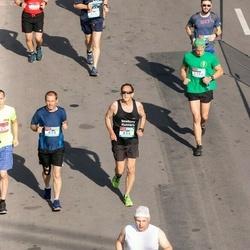 Citadele Kauno maratonas - Stuart Durrant (854), Andrew Shipp (870)