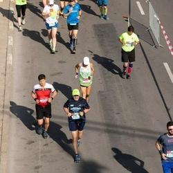 Citadele Kauno maratonas - Giancarlo Castelli (261), Stuart Walls (834)