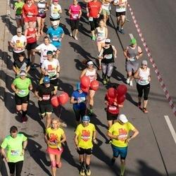Citadele Kauno maratonas - Aurimas Laukaitis (107), Daina Bartuškevičienė (607)