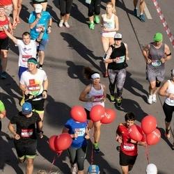 Citadele Kauno maratonas - Arina Matvevnina (230), Milda Banevičienė (739)
