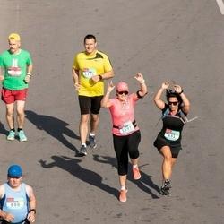 Citadele Kauno maratonas - Audrius Šarakauskas (20), Evelina Skabeikienė (651), Edita Šimkutė (1097), Andrius Jarašiūnas (1116)