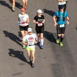 Citadele Kauno maratonas - Asta Buinevičiūtė (165), Unto Stenroos (210), Justinas Kameneckas (842)