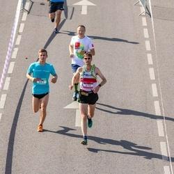 Citadele Kauno maratonas - Chris Harvey (276), Vilma Juchnevičiūtė (967)