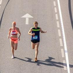Citadele Kauno maratonas - Gitana Akmanavičiūtė (47), Arūnas Vaišvila (700)