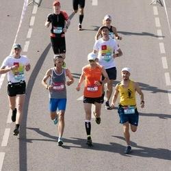Citadele Kauno maratonas - Artūras Linga (347), Rolandas Vasiliauskas (372), Arūnas Matulevičius (844), Vilius Čepulis (865)