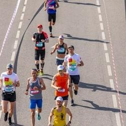 Citadele Kauno maratonas - Artūras Linga (347), Rolandas Vasiliauskas (372), Arūnas Matulevičius (844), Giedrius Soroka (953), Marius Katilius (998), Loreta Petkevičienė (1400)