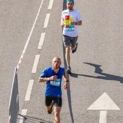 Citadele Kauno maratonas - Jonas Viselga (657), Tomas Bernatonis (859)