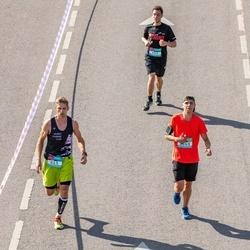 Citadele Kauno maratonas - Ruslan Mesoncukov (615), Rick Pieters (997)