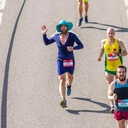 Citadele Kauno maratonas - Rytis Zajančkauskas (187), Mindaugas Garmus (285), Evaldas Kilmonis (804)