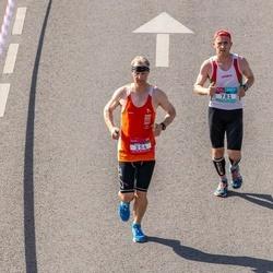 Citadele Kauno maratonas - Damian Shirley (254), Gintaras Gruodis (781)