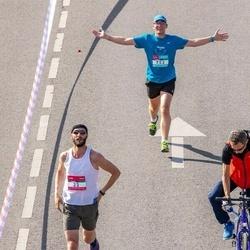 Citadele Kauno maratonas - Donatas Gurnys (22), Vaidotas Zemlys-Balevičius (752)