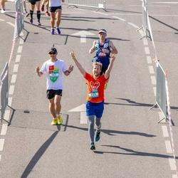 Citadele Kauno maratonas - Mindaugas Jazepčikas (707), Ernestas Burokas (729)