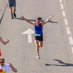 Citadele Kauno maratonas - Algirdas Džiaugys (185), Virginija Višinskienė (713)