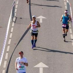 Citadele Kauno maratonas - Andrius Ališauskas (12), Andrius Baltuška (299), Nerijus Križinauskas (772)