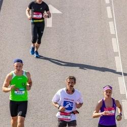 Citadele Kauno maratonas - Vladimir Frolov (144), Žilvinas Mackevičius (809)