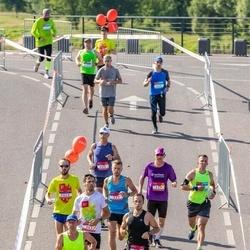 Citadele Kauno maratonas - Egidijus Laskovas (56), Evaldas Rozplochas (243), Marius Skučas (364)