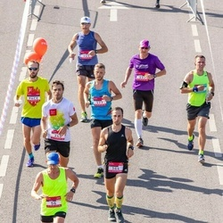Citadele Kauno maratonas - Egidijus Laskovas (56), Marius Skučas (364), Artūras Meškutavičius (377)