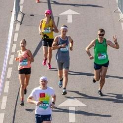 Citadele Kauno maratonas - Gintarė Stanaitytė (622), Tomas Viliušis (748), Antanas Girčys (1340), Vilius Puidokas (1342)