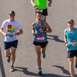 Citadele Kauno maratonas - Justinas Čekanauskas (156), Mintautas Šukys (708), Domantas Stankus (884)