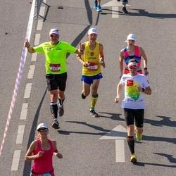 Citadele Kauno maratonas - Algirdas Medeikis (269), Linas Balsys (336)