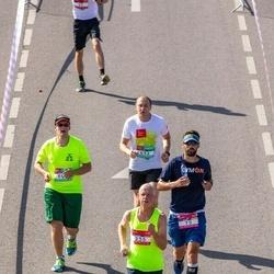 Citadele Kauno maratonas - Rimantas Ramanauskas (235), Rimvydas Galimovas (632)