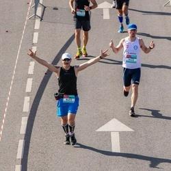 Citadele Kauno maratonas - Remigijus Šimanskis (625), Artur Neumann (949)