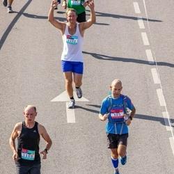 Citadele Kauno maratonas - Adam Rose (303), Artūras Vaicekauskas (1105)