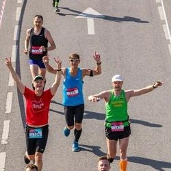 Citadele Kauno maratonas - Sigitas Ciukša (282), Raimondas Braziulis (374), Audrius Liobikas (1324)