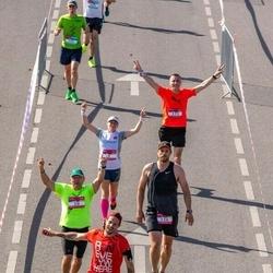 Citadele Kauno maratonas - Anita Kvamme (5), Ernestas Žentelis (29), Ignas Dombrauskis (355)